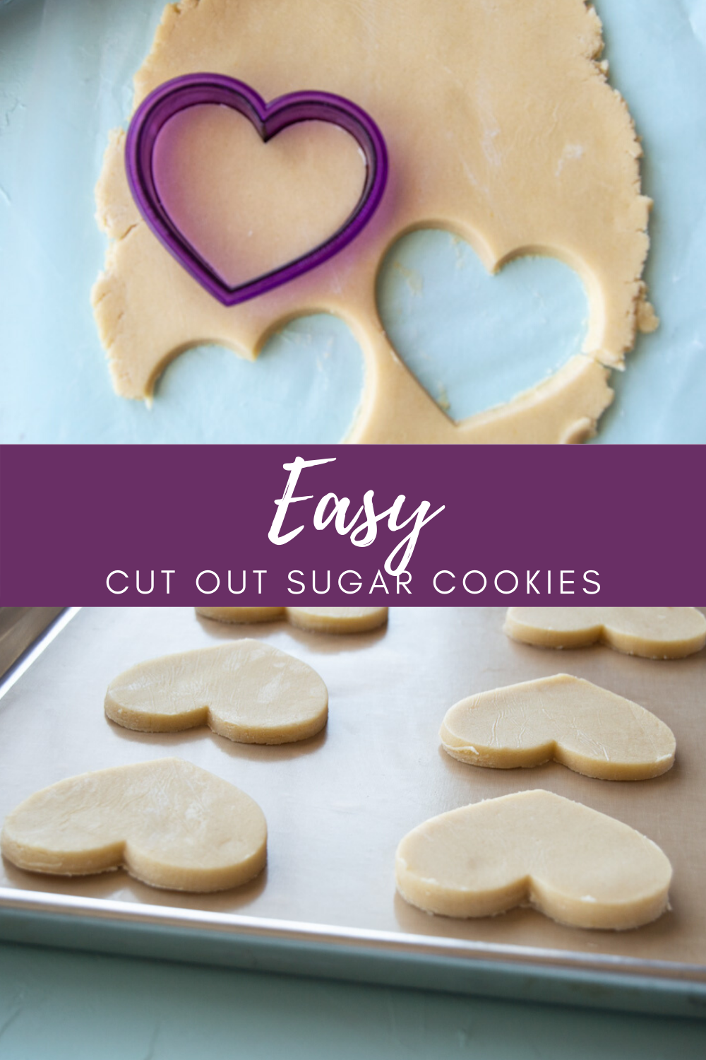 easy cut out sugar cookies